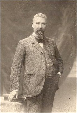 R. J. Reynolds - R. J. Reynolds, circa 1890