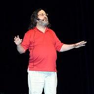 Immagine che ritrae Richard Stallman