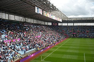 Ricoh Arena - The 2012 Olympic Football competition at the Ricoh Arena