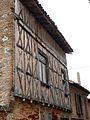 Rieux-Volvestre rue du Four colombages.jpg