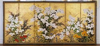 major historical school of Japanese painting