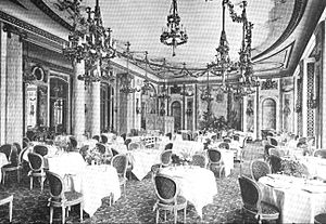 The Ritz Hotel, London - Dining Room at the Ritz