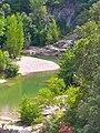 Riu Llierca, des del pont.jpg