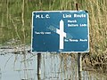 River Sign. - geograph.org.uk - 397735.jpg