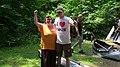 Riverfest 2014- Cardboard Boat Race (15991382962).jpg