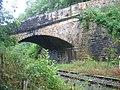 Road bridge over the Weardale Railway at Wolsingham - geograph.org.uk - 1423878.jpg