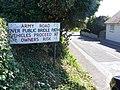 Road to Wyke Bridging Hard - geograph.org.uk - 855473.jpg