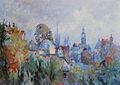 Robert Antoine Pinchon, Vue sur Rouen, oil on canvas, 54 x 71 cm.jpg