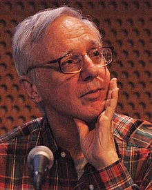 Christgau in 2010