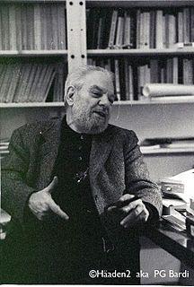 Roberto Leydi Italian musicologist and folklorist