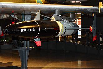 RBS-15 - RB04 Missile