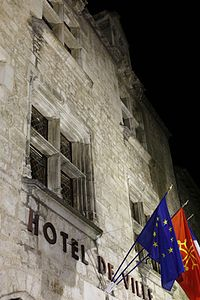Rocamadour - Hôtel de ville 20130730-02.JPG