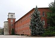 Rodman Manufacturing Company Mill