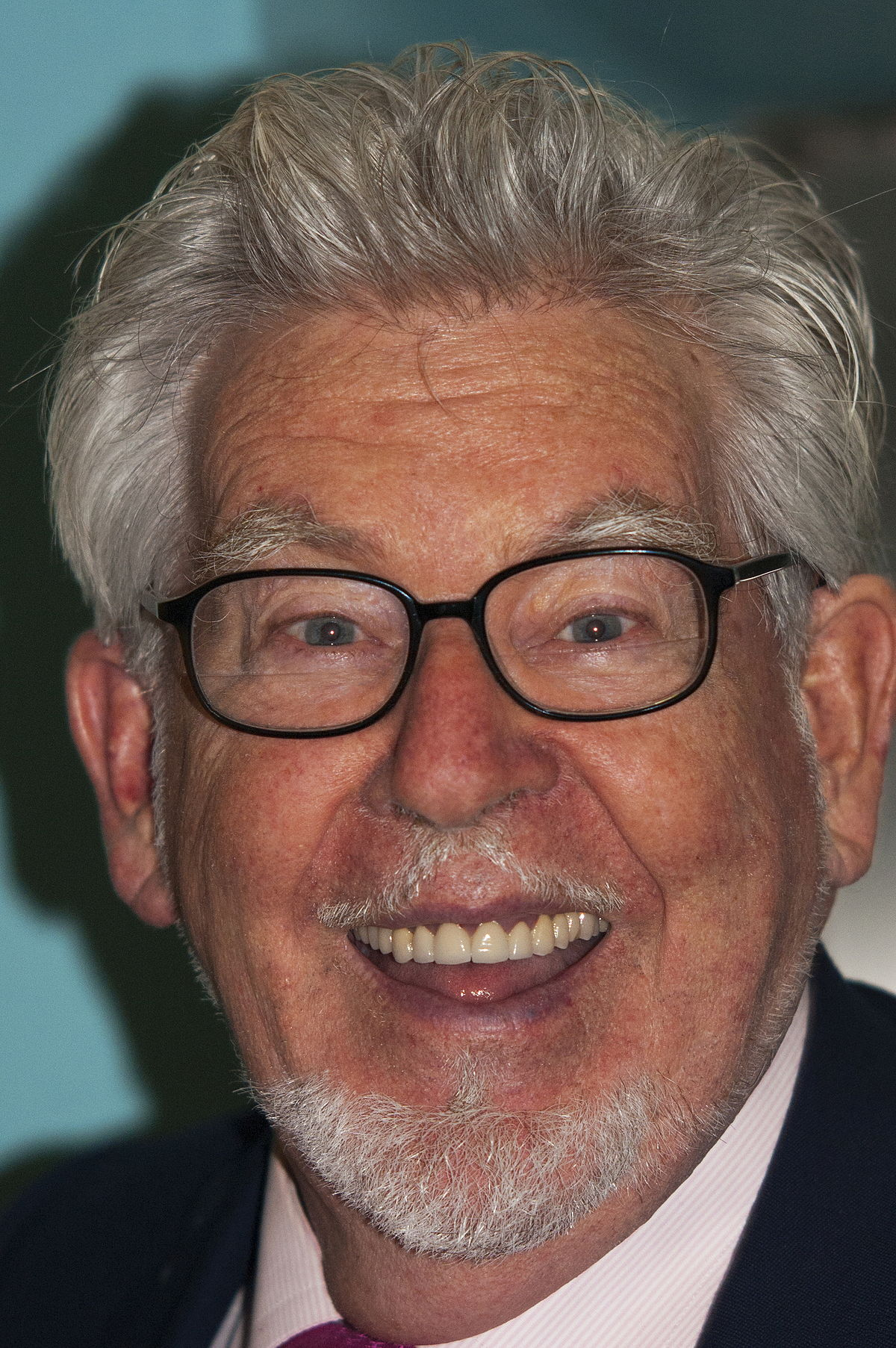 Rolf Harris Wikipedia - 24 amazing celebrity portraits made using unusual materials