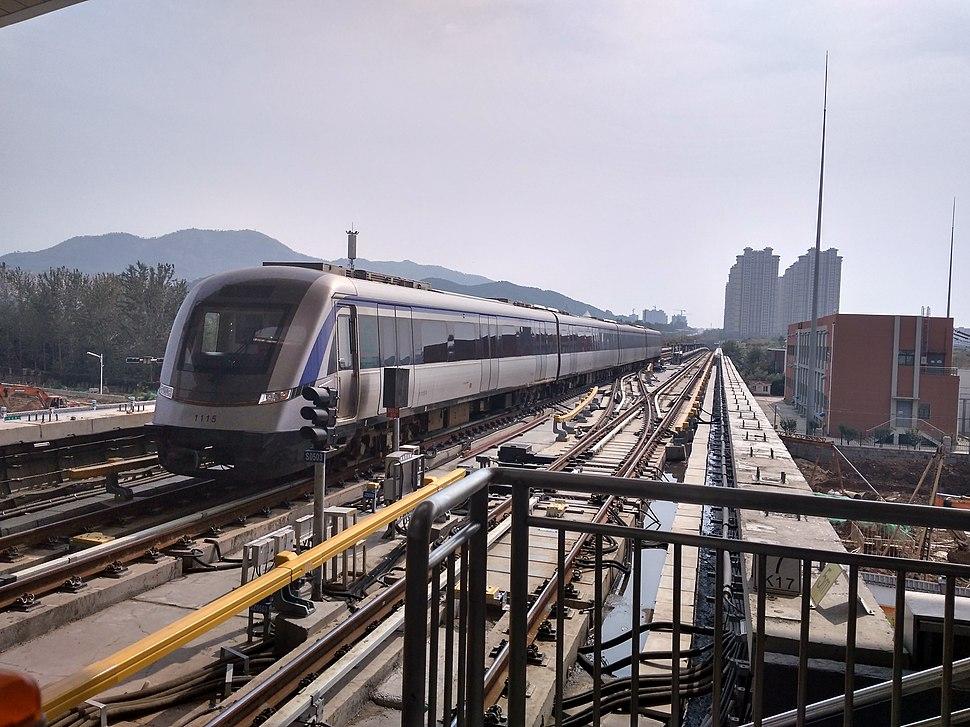 Rolling Stock of Qingdao Metro Line 11