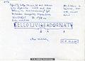 Roman Inscription from Roma, Italy (CIL VI 01178).jpeg