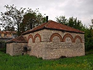 Roman Tomb (Silistra) - Exterior view of the Roman Tomb of Silistra