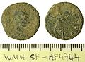 Roman coin, radiate, possibly of Aurelian (FindID 607636).jpg