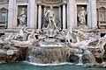 Rome, Italy, The Trevi Fountain (Fontana di Trevi).jpg