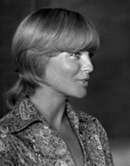 Romy Schneider BW