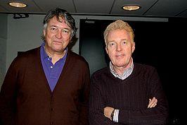 Ron Brandsteder en André van Duin