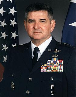 Ronald Fogleman Retired US Air Force general