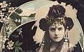 Rose Caron Belle Epoque Operatic Soprano by Reutlinger, circa 1905.jpg