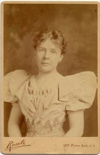 Rose Cleveland - Rose Cleveland, before 1918