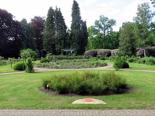 Rosengarten Friedhof Ohlsdorf (Hamburg)