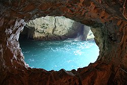 Rosh Hanikra in summer 2011 (2).JPG