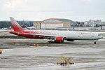Rossiya, EI-GES, Boeing 777-31H ER (46715428435).jpg