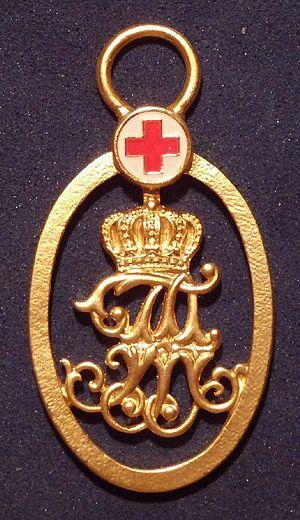 Red Cross Medal (Oldenburg) - Oldenburg Red Cross Medal