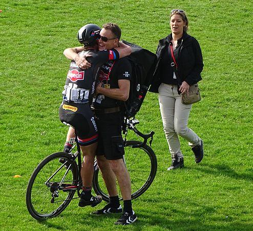 Roubaix - Paris-Roubaix, 12 avril 2015, arrivée (A12).JPG