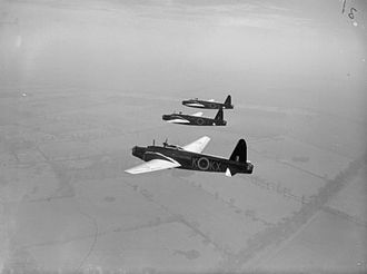 Rex Pierson - Wellingtons of 311 Sqn at RAF East Wretham in Norfolk