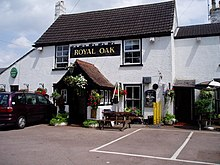 The Royal Oak, Monmouth
