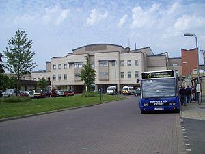 Royal United Hospital - Image: Royal United Hospital Bath