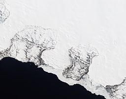 Rapid recent retreat of ice in the Russian High Arctic