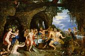 Rubens The Feast of Achelous 1615.JPG