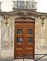 Rue de l'Annonciation maison architecture Louis XV Porte.jpg