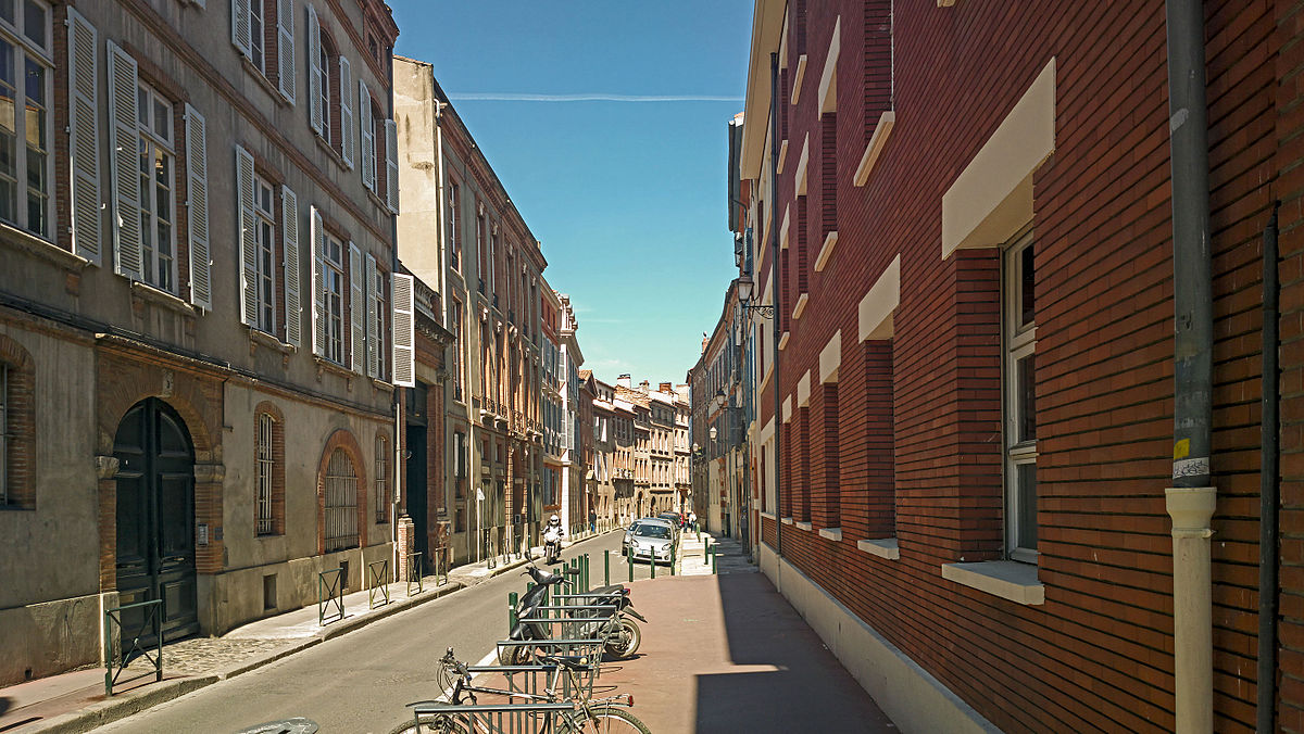 """Résultat de recherche d'images pour """"rue de la dalbade toulouse"""""""