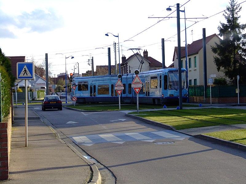 Rue marcel lechevallier métro sotteville les rouen