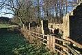Ruined Barn, Gibside - geograph.org.uk - 630725.jpg