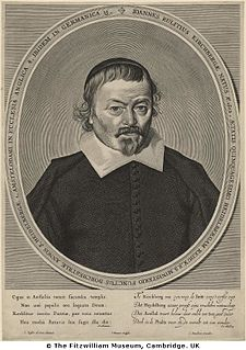 Johannes Rulicius German Protestant minister