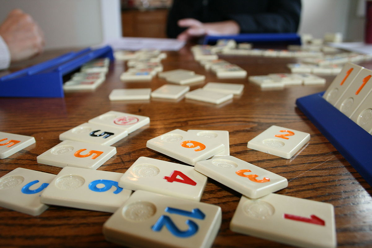Rummikub Wikipedia People Blocks 31 Piece Set Classic Colors