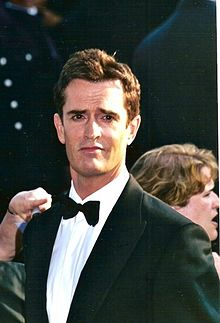 Rupert Everett al Festival di Cannes 2004.