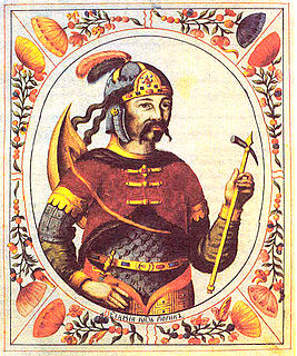 Varangian chieftain