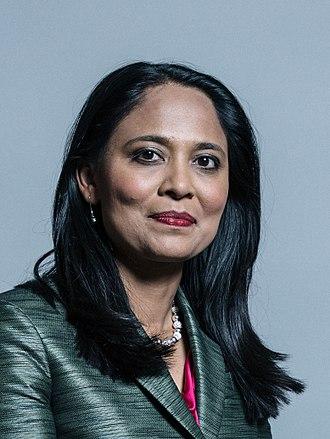 Rushanara Ali - Image: Rushanara Ali MP 2017