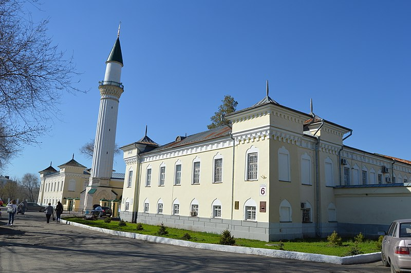File:Russia Orenburg Karavan-Saray mosque.jpg