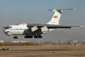 Russian Air Force Ilyushin Il-76MD Pichugin.jpg
