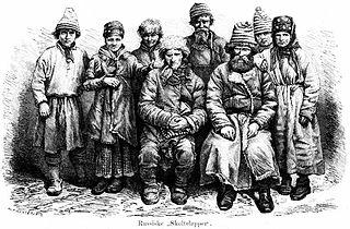 Skolts Sami ethnic group